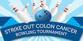 Strike Out Colon Cancer Bowling Tournament  tickets Eventbrite
