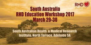 SA RHD Education Workshop