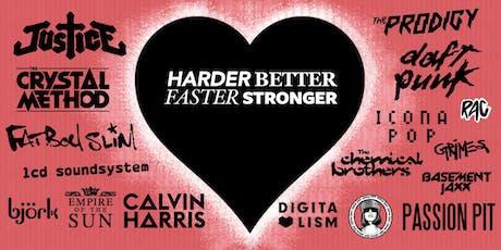 harder better faster stronger original song
