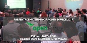 OpenExpo Tendencias Open Source 2017