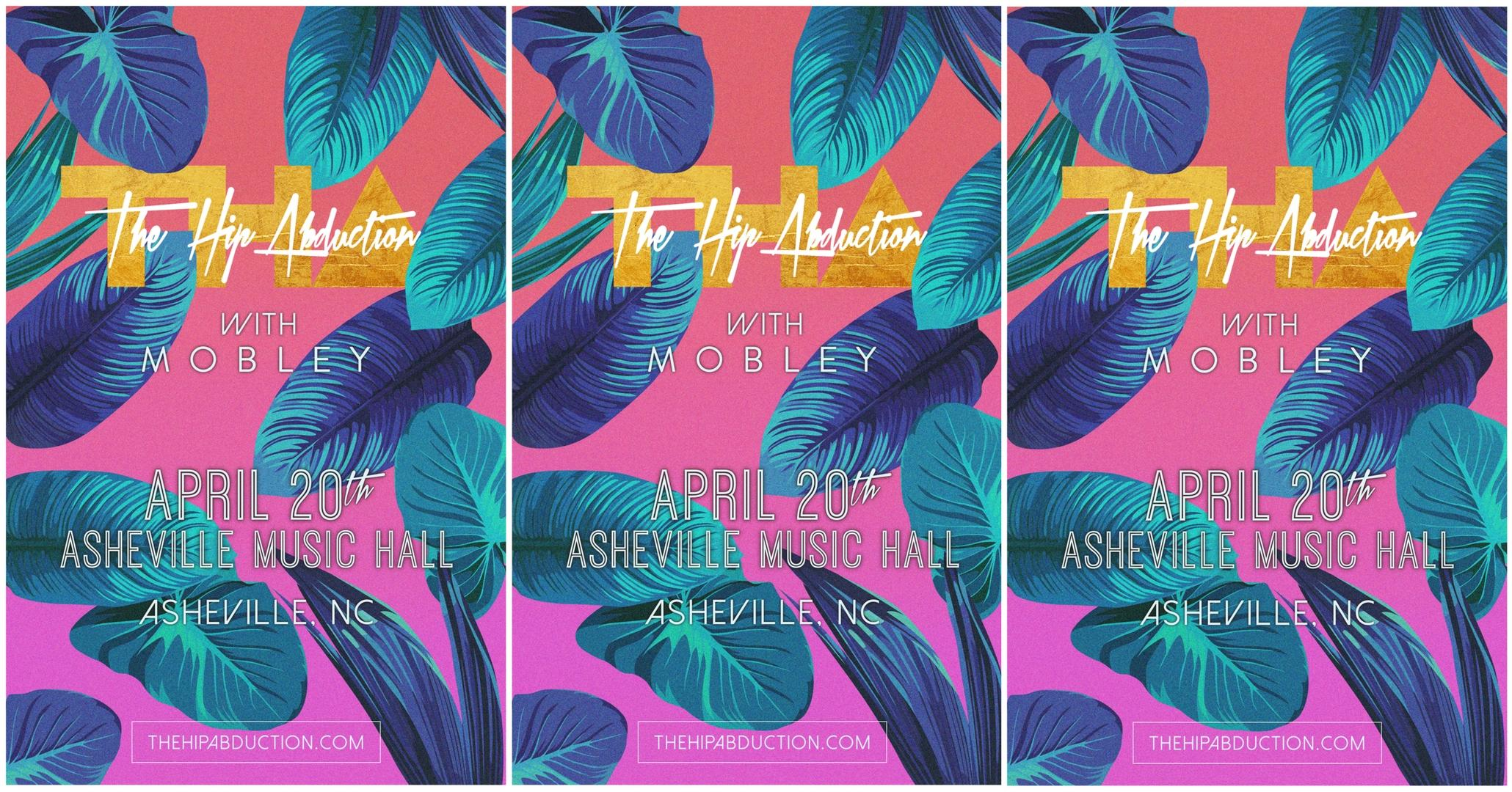 The Hip Abduction w/ Mobley