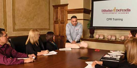 D&D Insurance: First Aid, CPR, AED Certification  tickets