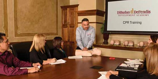 D&D Insurance: First Aid, CPR, AED Certification
