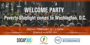 Welcome Party: Poverty Stoplight comes to Washington,...