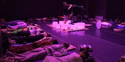 The Breathwork Sound Bath w/ Guy Douglas: Two Sessions (5pm & 8pm)
