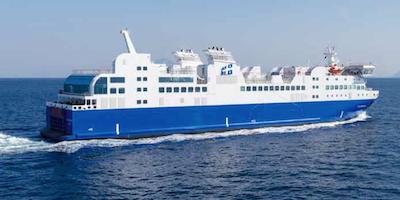 Impiego del GNL in campo navale