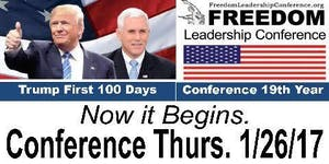 January 2017 Freedom Leadership Conference