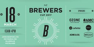 New Zealand Brewers Cup 2017