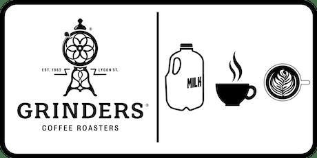 Essentials: Milk & Espresso Beverages (SA) tickets