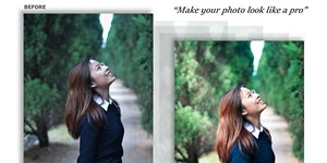 Photo Editing by Lightroom