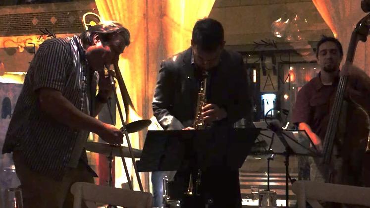 Jazz Wednesdays @rosemaryandvine
