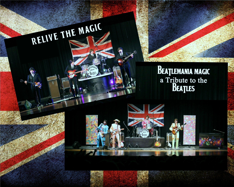 'Beatlemania Magic' - An Evening of Favorite