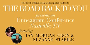 Enneagram Conference with Ian Morgan Cron & Suzanne...
