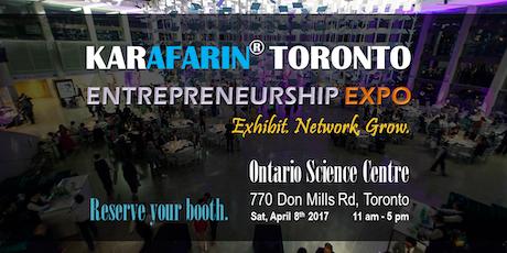 Karafarin Toronto Entrepreneurship EXPO tickets