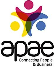 APAE  (Asociación de Profesionales Autónomos y Empresas) logo