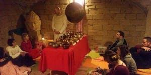 Corso Operatore sonoro di Campane Tibetane Milano