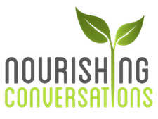Leah Williamson - Nourishing Conversations logo