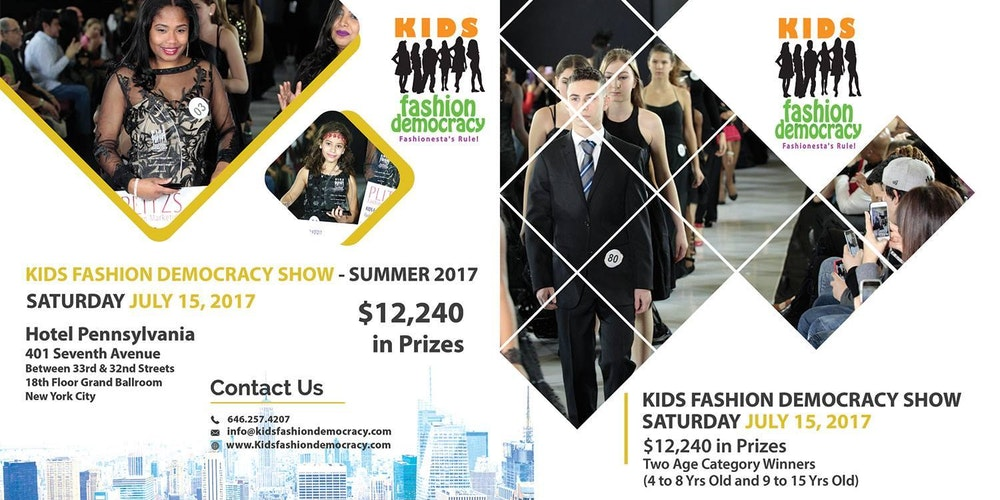 Tickets To New York Fashion Week In July