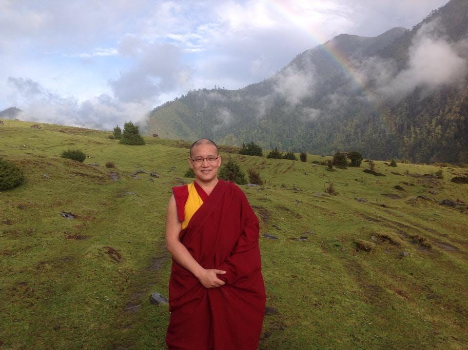 FREE Tibetan language class by Geshe Pema Tsering