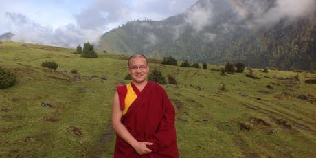 FREE Tibetan language class by Geshe Pema Tsering tickets