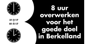8 uur overwerken in Berkelland voor het goede doel 2017