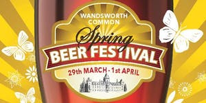 Wandsworth Common Spring Beer Festival 2017