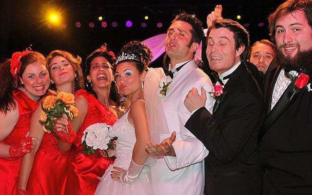 DINNER THEATER:  Tony N Tina's Wedding! (gene