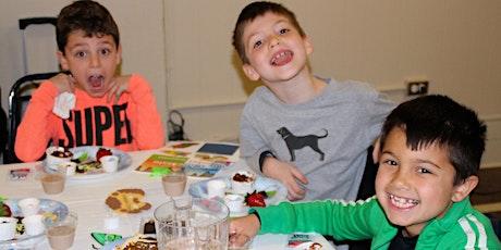 Family Shabbat: Grades 3-5 tickets
