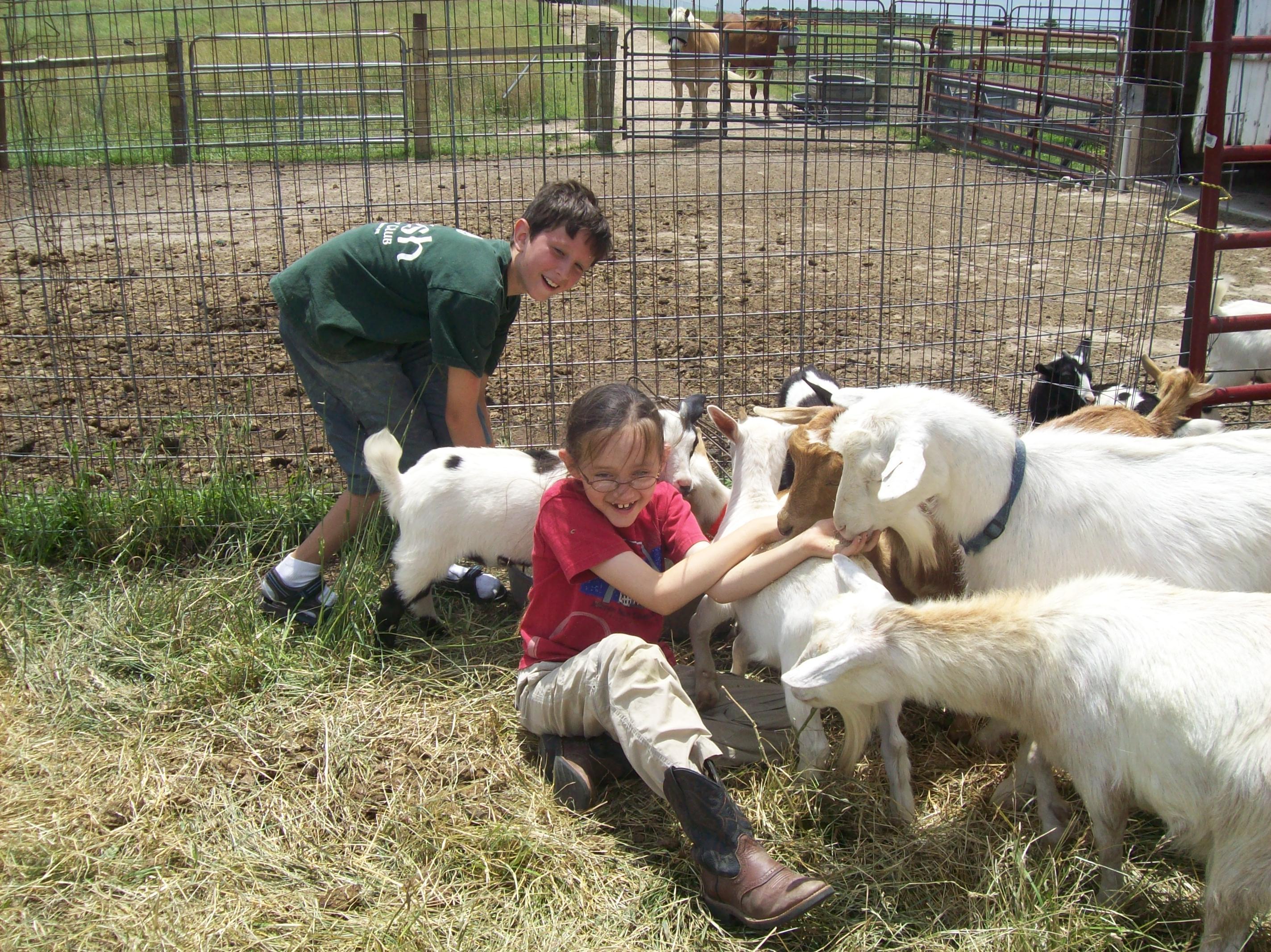 Farm Camp June 19-23, 2017 ages 8+