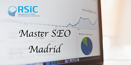 Curso SEO Madrid  tickets