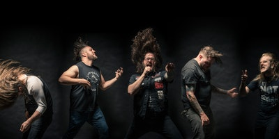 THE BLACK DAHLIA MURDER (USA) + THE FACELESS (USA)