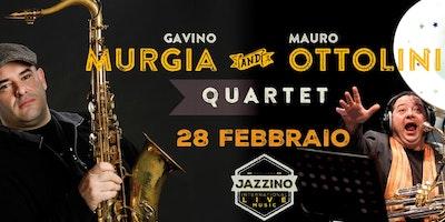 *Special Event* G.Murgia e M.Ottolini quartet live at Jazzino Cagliari