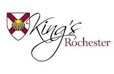 King's Rochester logo