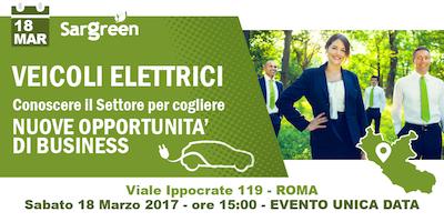 BUSINESS VEICOLI ELETTRICI - ROMA