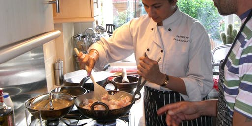Half Day Indian Restaurant Curries Cookery Course