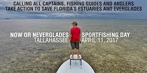 NowOrNeverglades Sportfishing Day