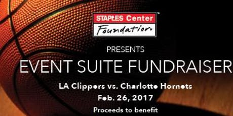 Clippers Event Suite Night tickets