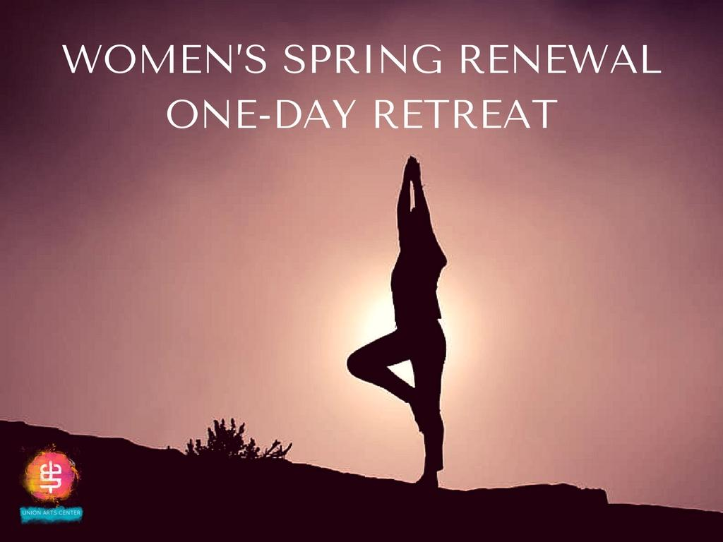 Women's Spring Renewal One-Day Retreat