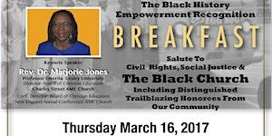 Black History Breakfast: Civil Rights, Social Justice...