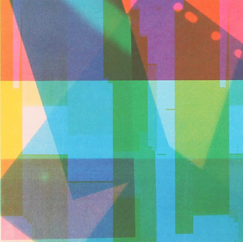 Screen Printing - An Exploration Of Colour -