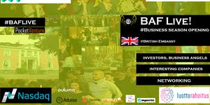 BAF Live! 8.2.2016 Business season opening...