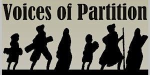 Voices of Partition (Sukkur)