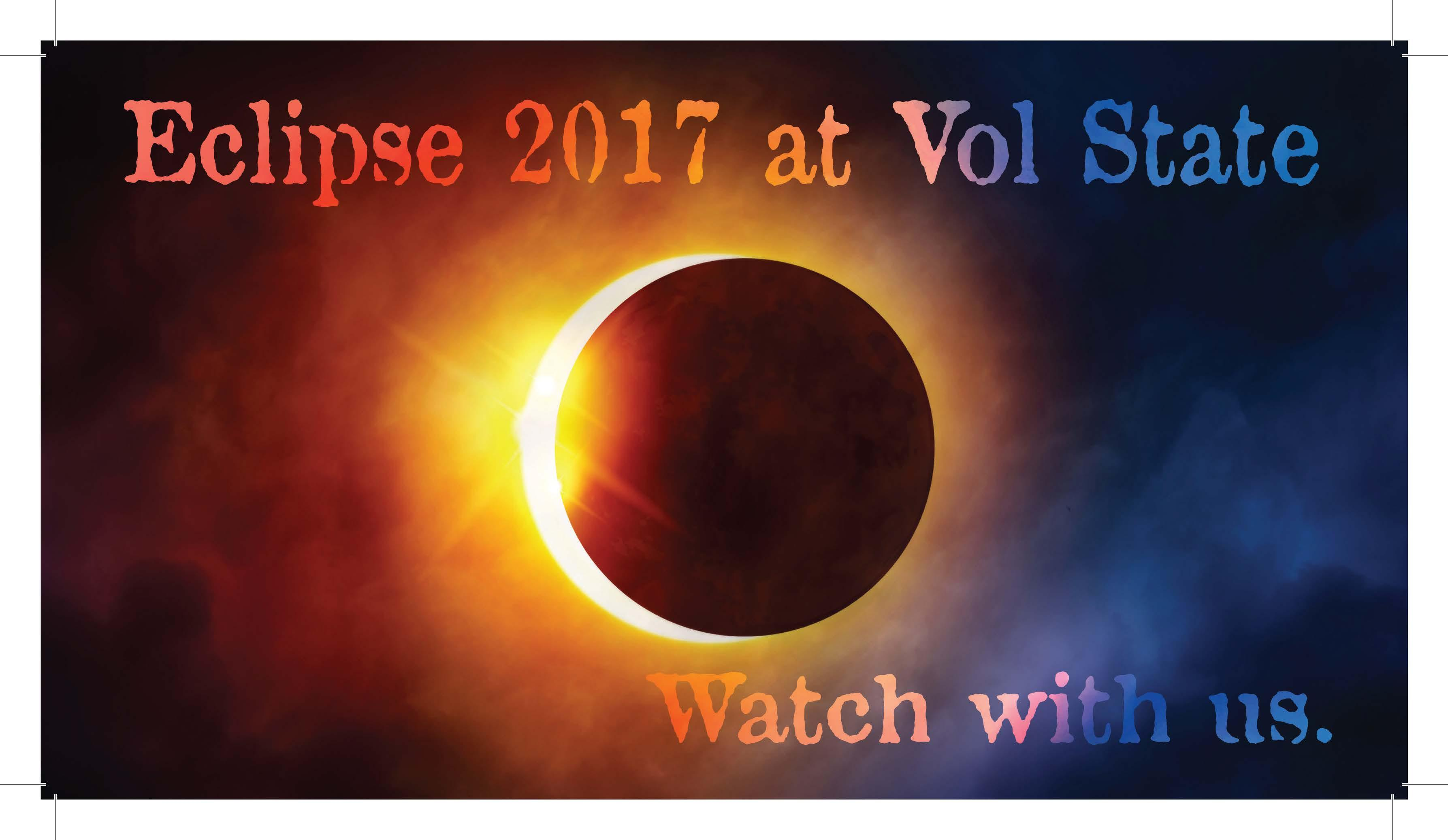 Eclipse 2017: Total Eclipse Watching at Vol State in Gallatin, TN