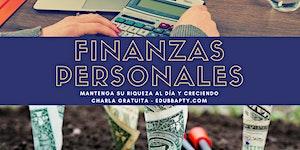 Finanzas Personales - Charla Gratuita - Taller Modelo