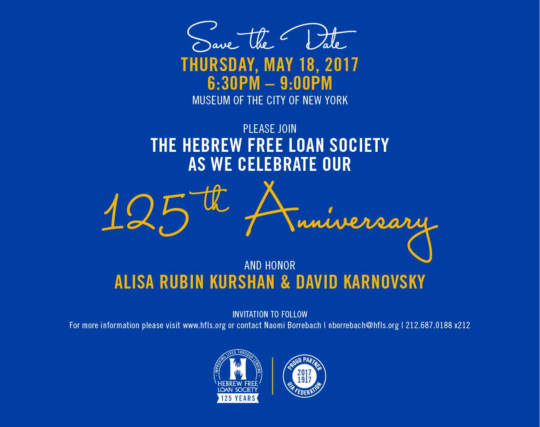 HFLS 125th anniversary celebration