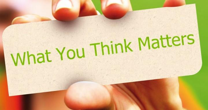 What You Think Matters! Free Mindfulness Eve