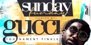 GUCCI DAYPARTY SUNDAY at OAKROOM..