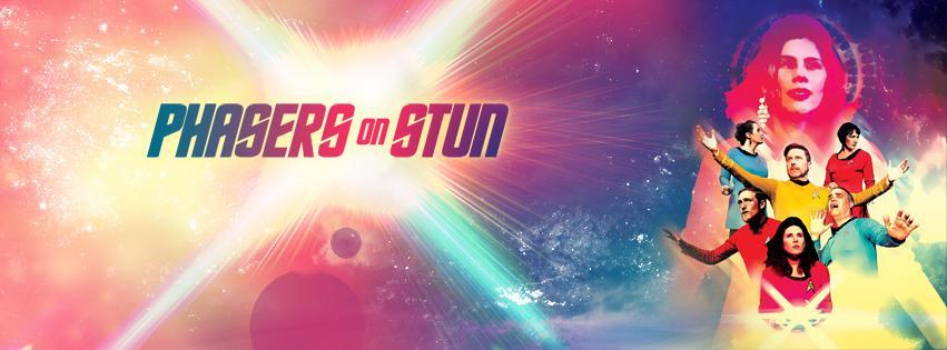 Phasers on Stun: May-ke it so!