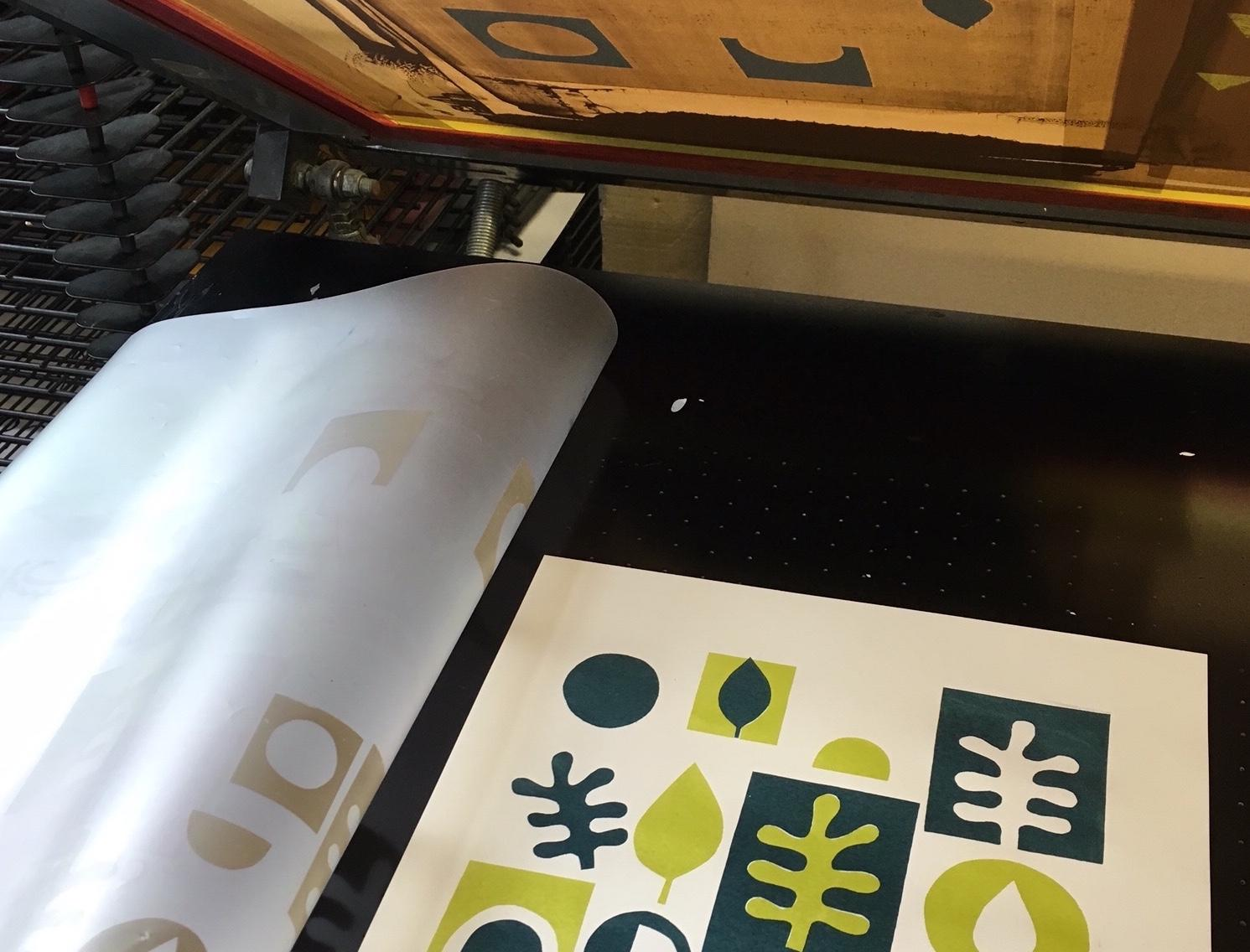 Screen Printing For Paper - 2 Day Course