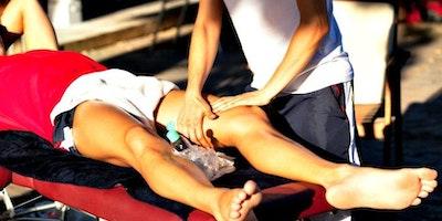 Corso per Operatore del Massaggio Sportivo
